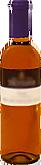 Bottiglia tipica di alcuni vini bianchi, rossi e rosati, in genere fermi.